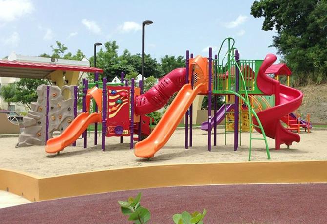 City Park Equipment - Parques Infantiles Equipment